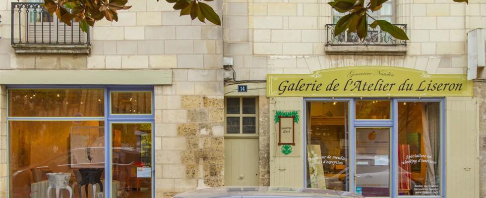 Galerie du Liseron, 12 rue Georges Courteline 37000 Tours