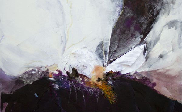 Domino, toile de Geneviève Naudin - 2013