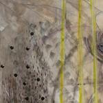connivence - Toile de Geneviève Naudin 2013
