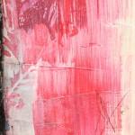 Premier tango, toile de Geneviève Naudin